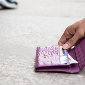 سرقة بطاقات الائتمان