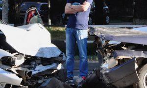 كيف تتصرف في حال وقوع حادث سير؟