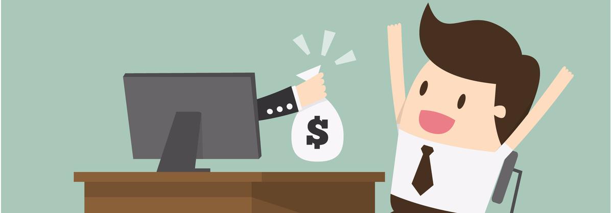 طرق لكسب المال من الانترنت