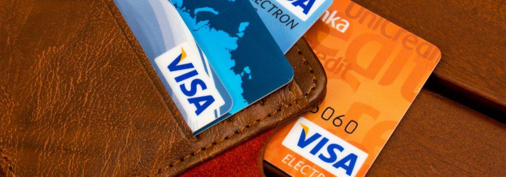 أنواع بطاقات فيزا