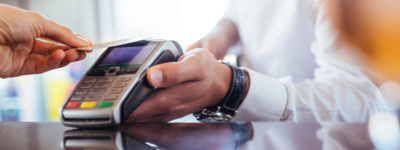 معاملات البطاقة الائتمانية