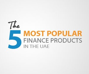 5 Most popular Finance products in the UAE