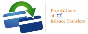 The pros and cons of 0% balance transfers
