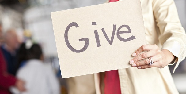Give back this Ramadan in a safe way
