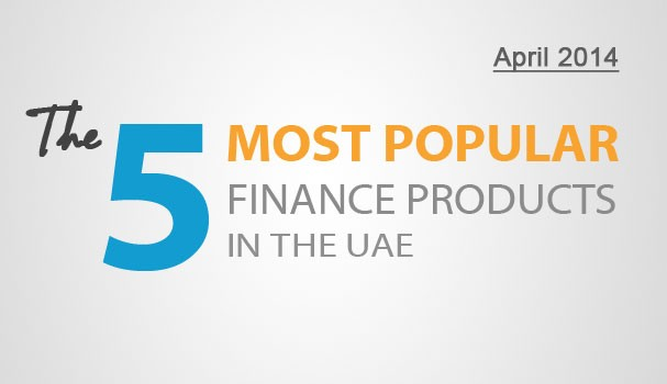 Most popular banking products in UAE