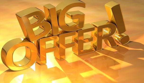 Big offer