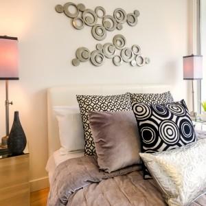 Modern design bedroom