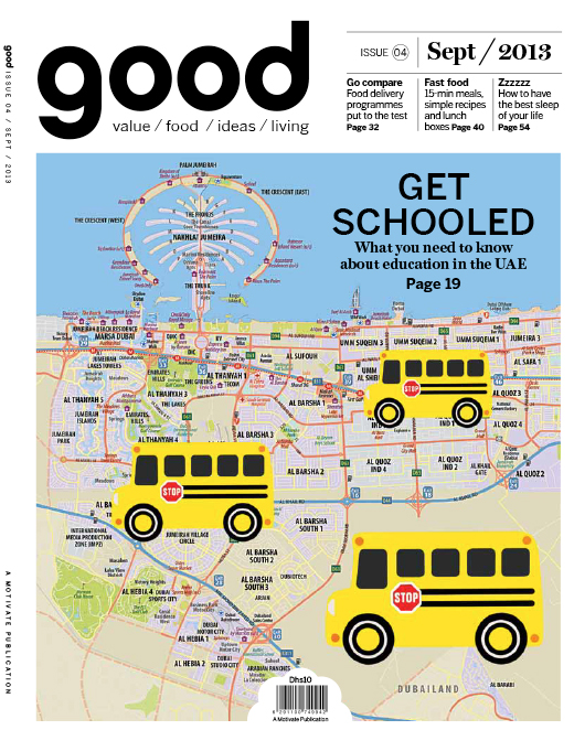 Good magazine Sept 2013