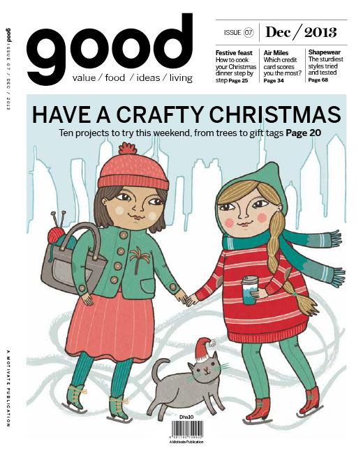 Good magazine Dec 2013