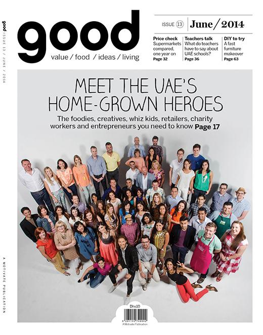 Good magazine Jun 2014