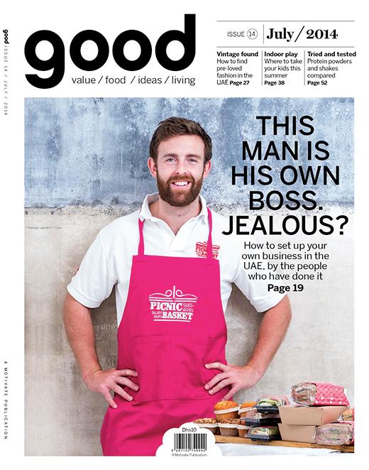 Good magazine July 2014
