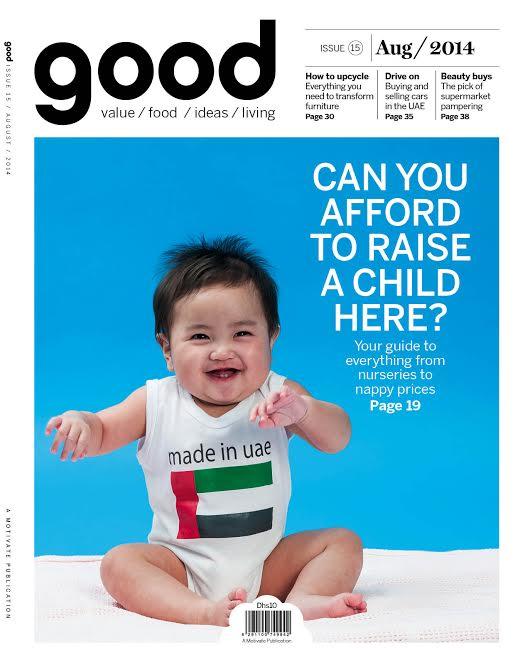 Good magazine Aug 2014