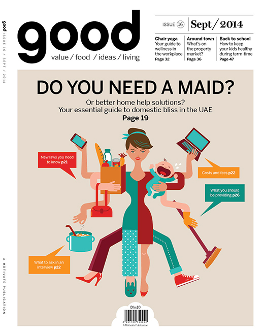Good magazine Sept 2014