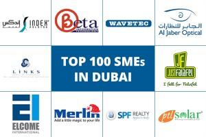 Top 100 SMEs Dubai
