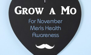 Grow a Mustache message