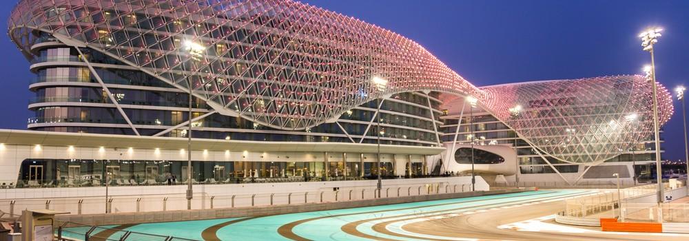 Yas Viceroy,Abu Dhabi, United Arab Emirates