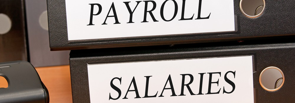 Payroll and salaries files