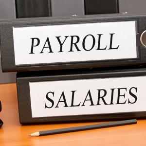 Payroll and salaries files