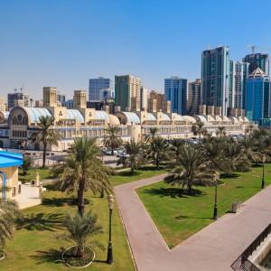 Sharjah's Blue Souq