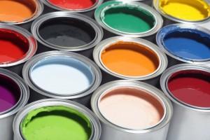 Paint can color palette