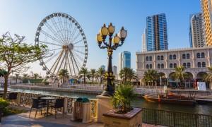 Sharjah Wheel and corniche