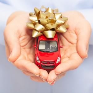 New car gift