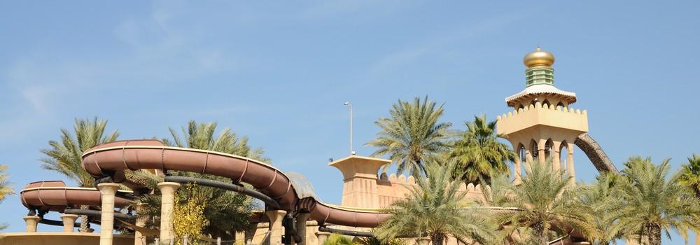 Wild Wadi Water Park in Dubai