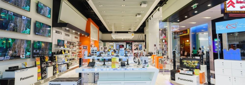 The Dubai Mall interior