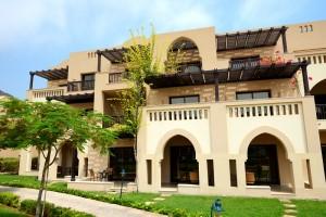 The arabic style villas