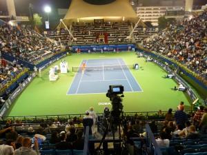 Centre Court men's singles event