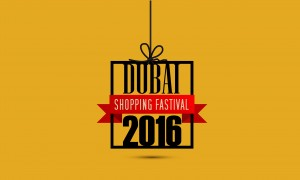 Dubai Shopping Festival 2016