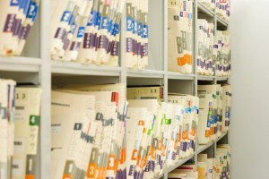 Medical Records in Hospital Archives