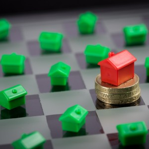 Real estate , house and property market