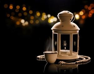 Eid al adha Arabian lantern