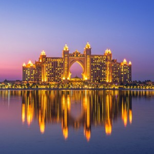 The Atlantis, the Palm