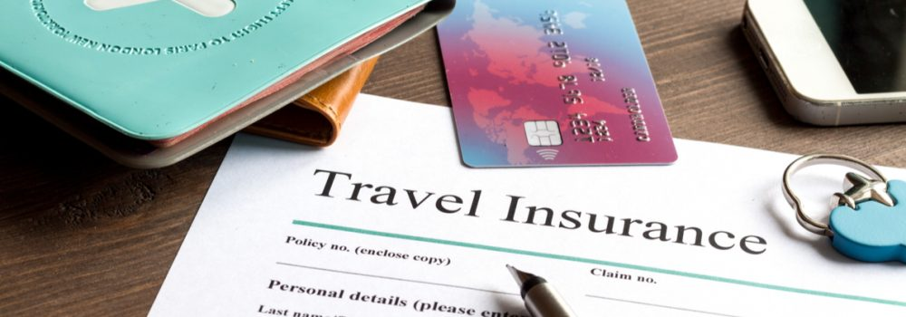 Travel Insurance Claim application form rendered (1)