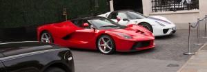 Super car fleet