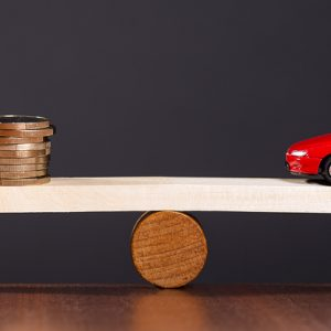 Solid Financing of a Car value
