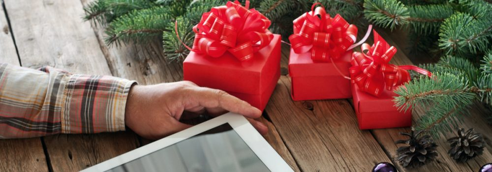tablet-computer-three-gift-boxes-rendered