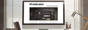 Vip number plates