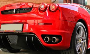 Five coolest sports cars on Dubai roads