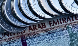 close-up-dirhams-currency-uae-finance-rendered