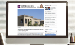 The National: Your Money blog: Home contents insurance in the UAE – all you need to know