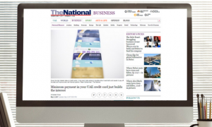 The National: Minimum payment in your UAE credit card just builds the interest