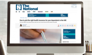 The National : How to pick the right health insurance for your dependents
