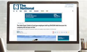 Dubai debt panel