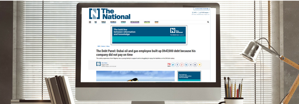 Dubai debt panel