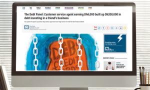 debt panel