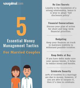 money management couple