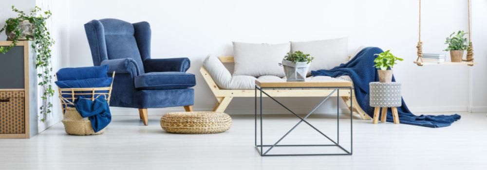 Rental home decor for tenants UAE